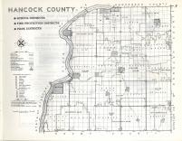 Map Image 001, Hancock County 1963